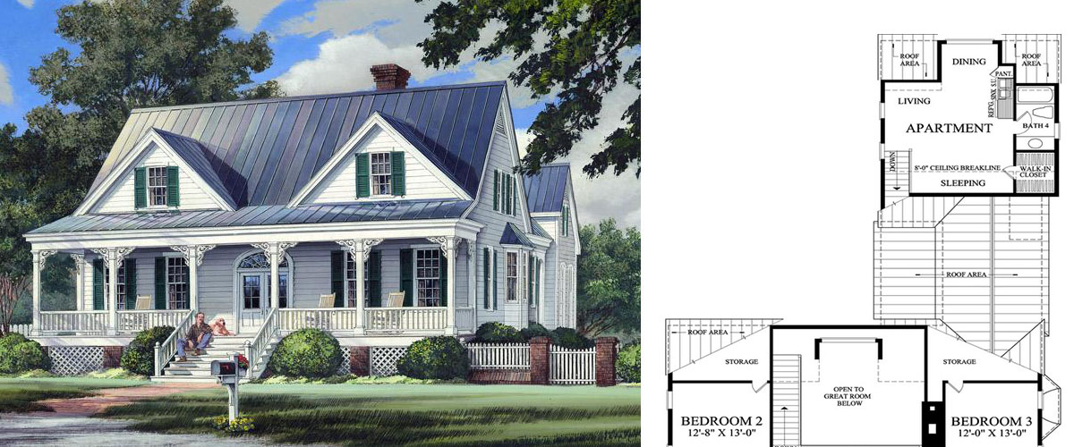 Do You Need An In Law Suite America S Best House Plans Blog
