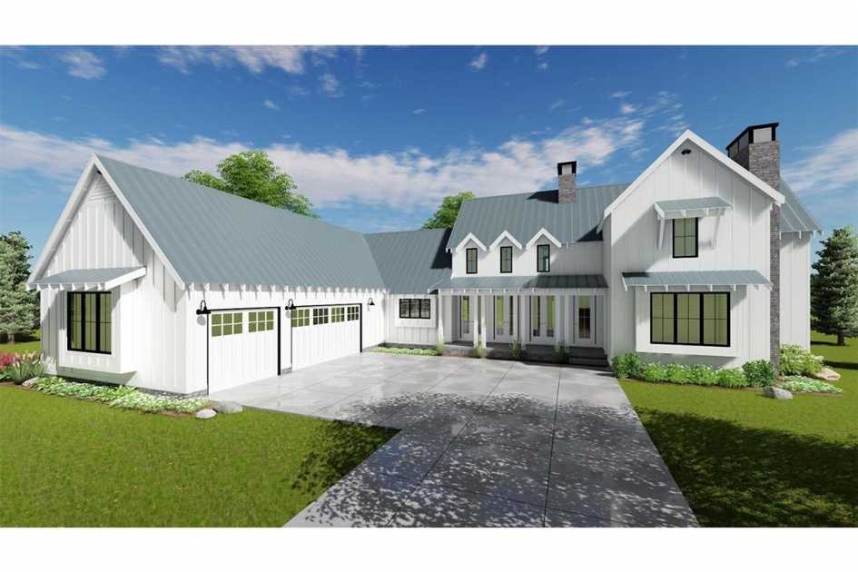 Modern Farmhouse 963-00153