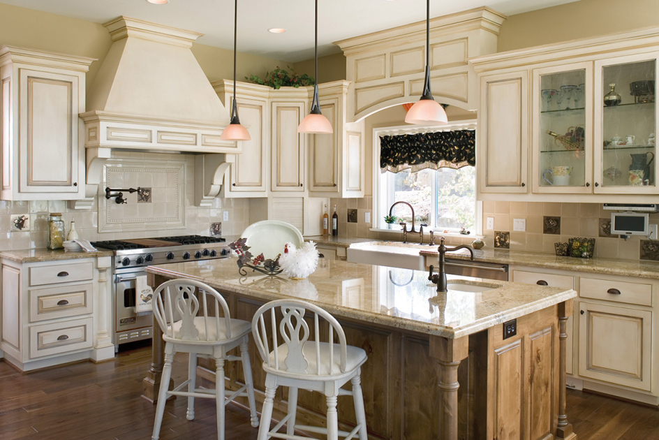 Traditional 2559-00539 kitchen