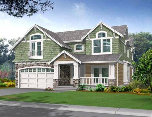 Building the right size house america 39 s best house plans for America house plans