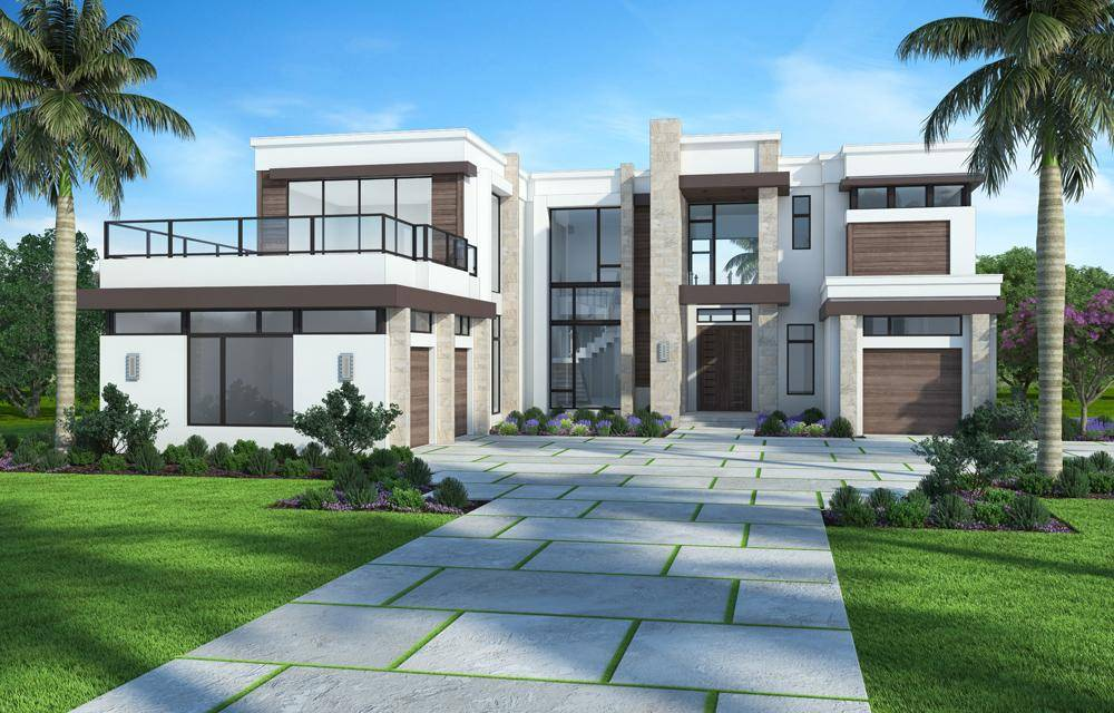 Luxury House Plan 207-00051
