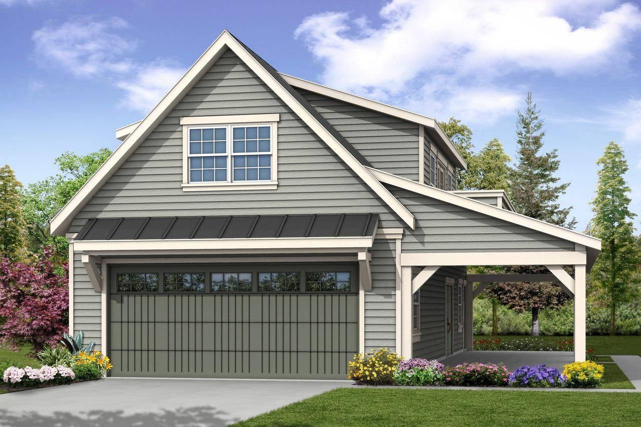 Garage Plan 035-00806