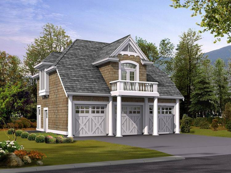 Garage Plan 341-00041