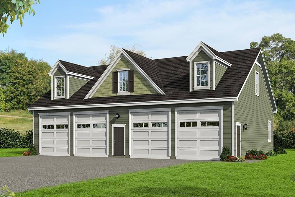 Garage Plan 940-00054