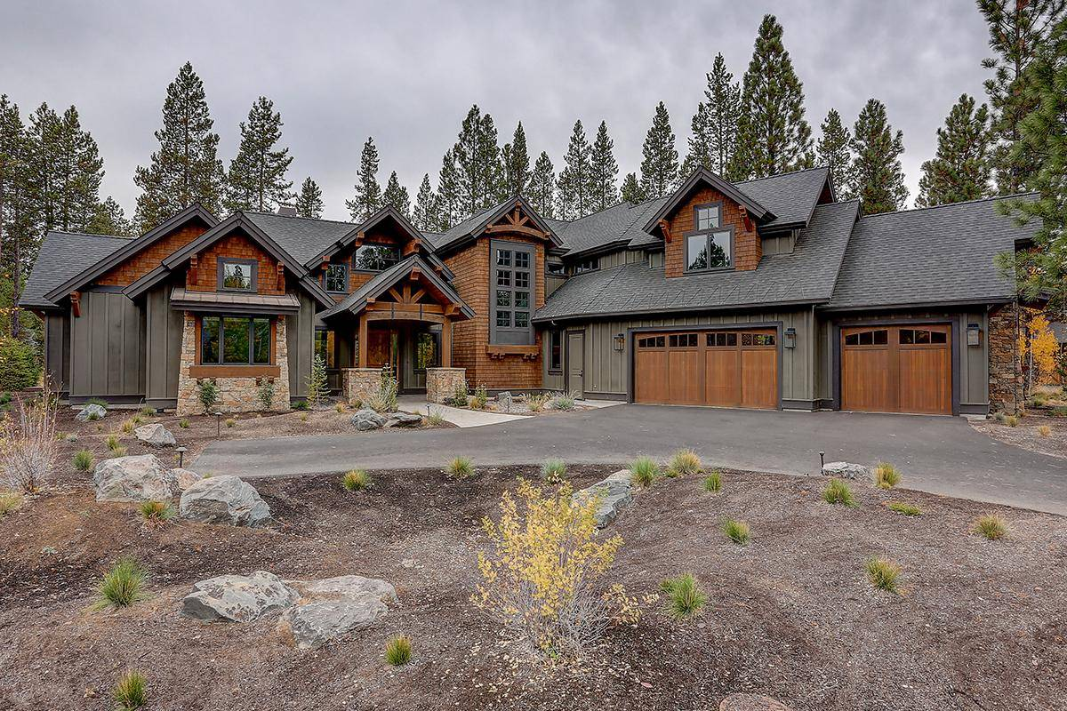 Mountain Rustic House Plan 5829-00026