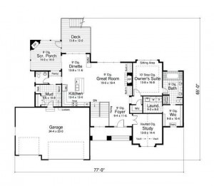 Home designs with mud rooms america 39 s best house plans blog for Americas best small house plans