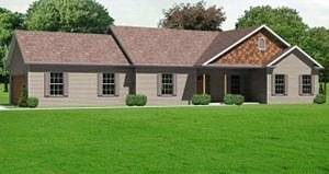 Adding Style to Ranch House Plans | America\'s Best House Plans Blog
