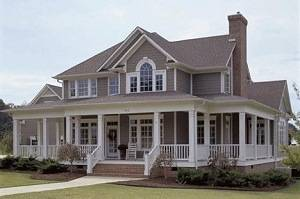 country house plan - Country Home Plans