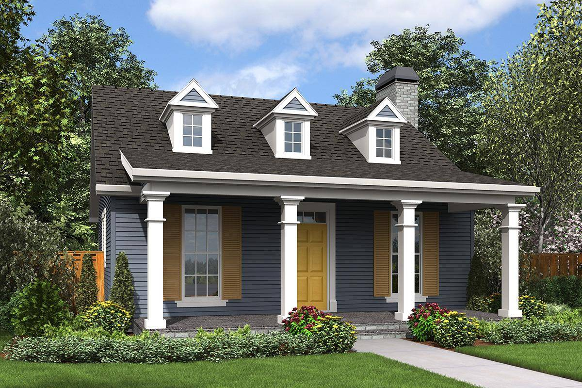 Small House Plan 2559-00688