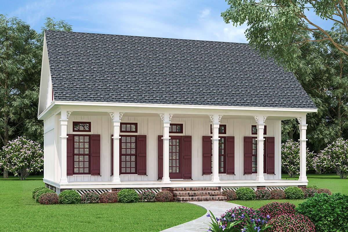 Southern House Plan 048-00271
