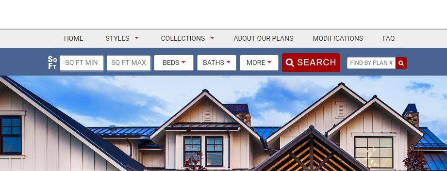 America 39 s best house plans blog for Advanced house search