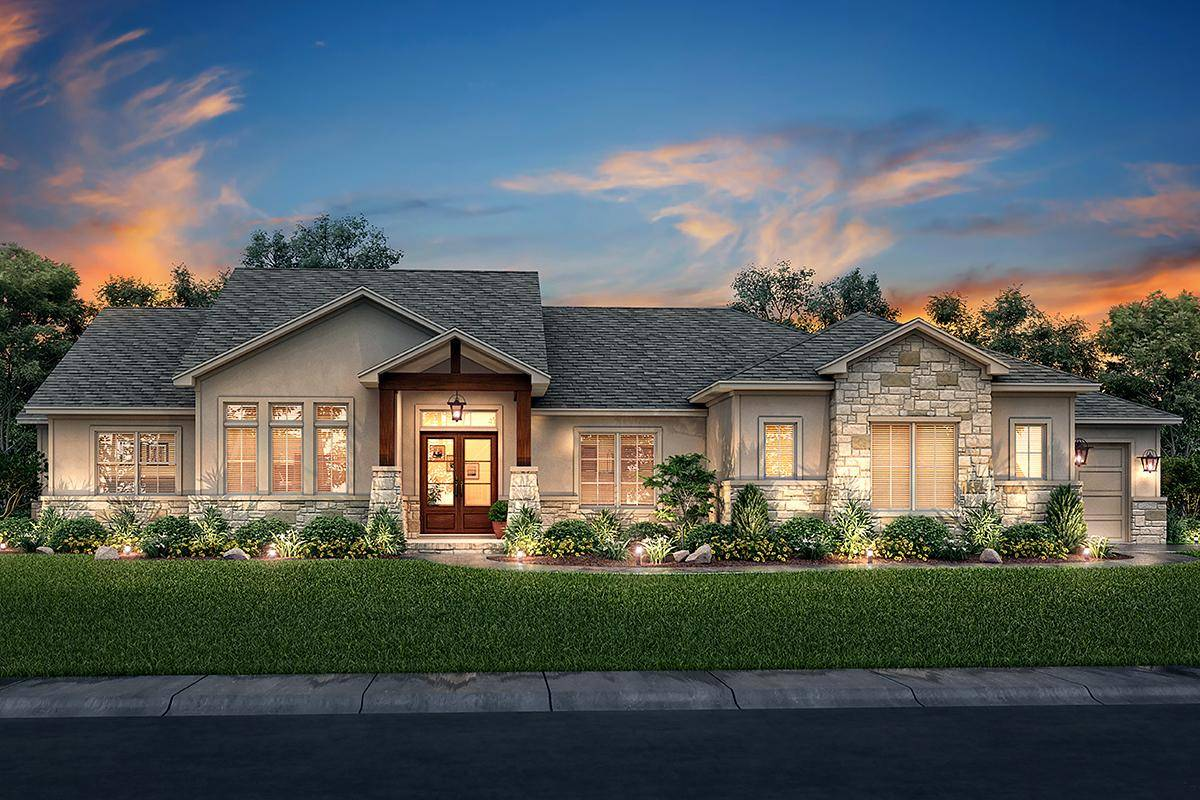 Craftsman House Plan 041-00188