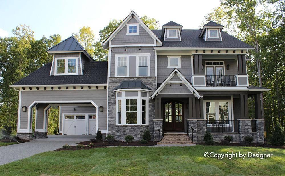 Northwest House Plan 699-00073