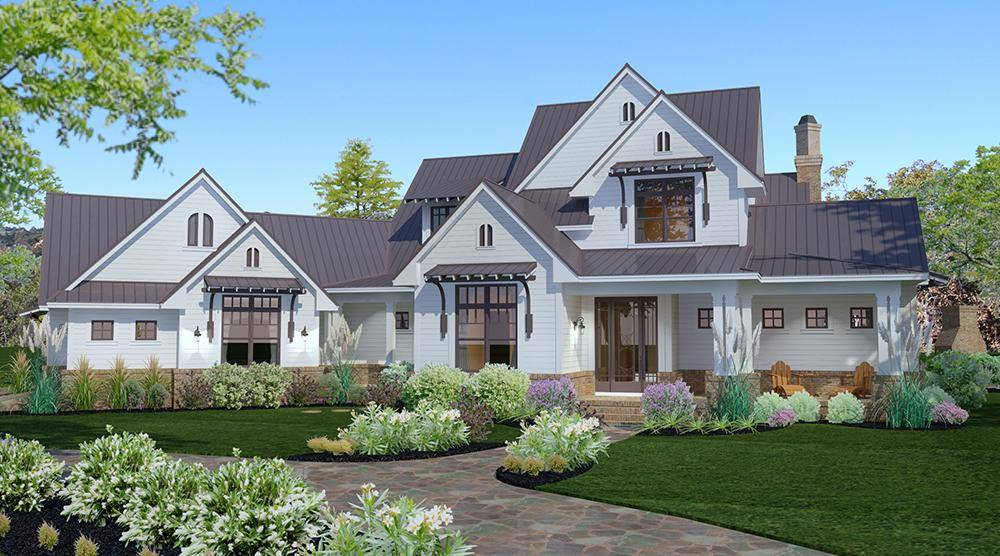 Traditional House Plan 9401-00018