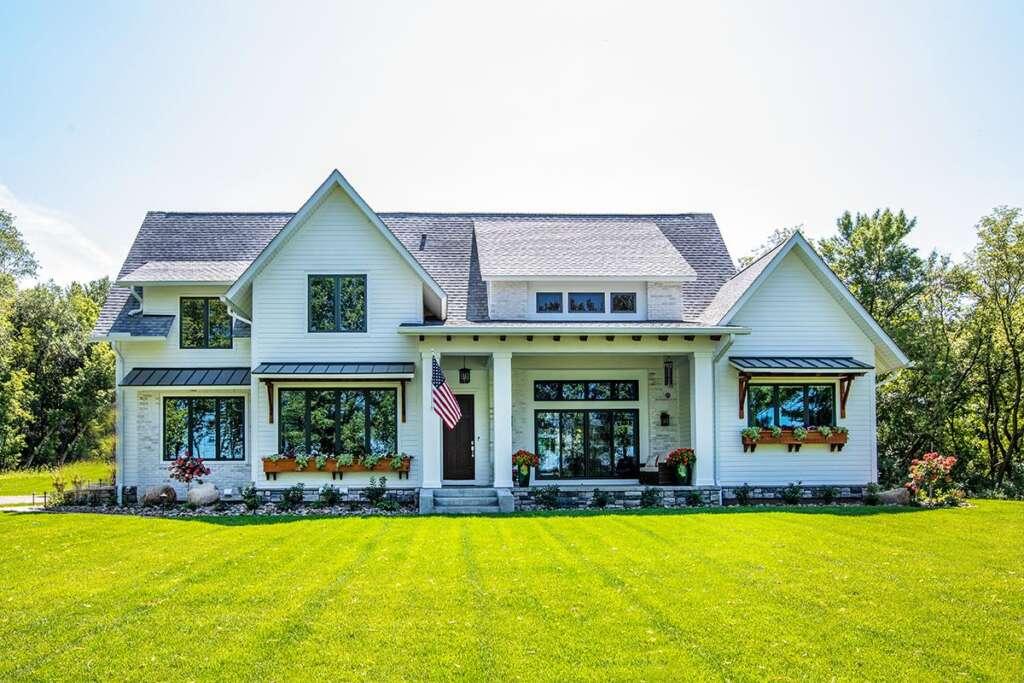 Modern Farmhouse 098-00302
