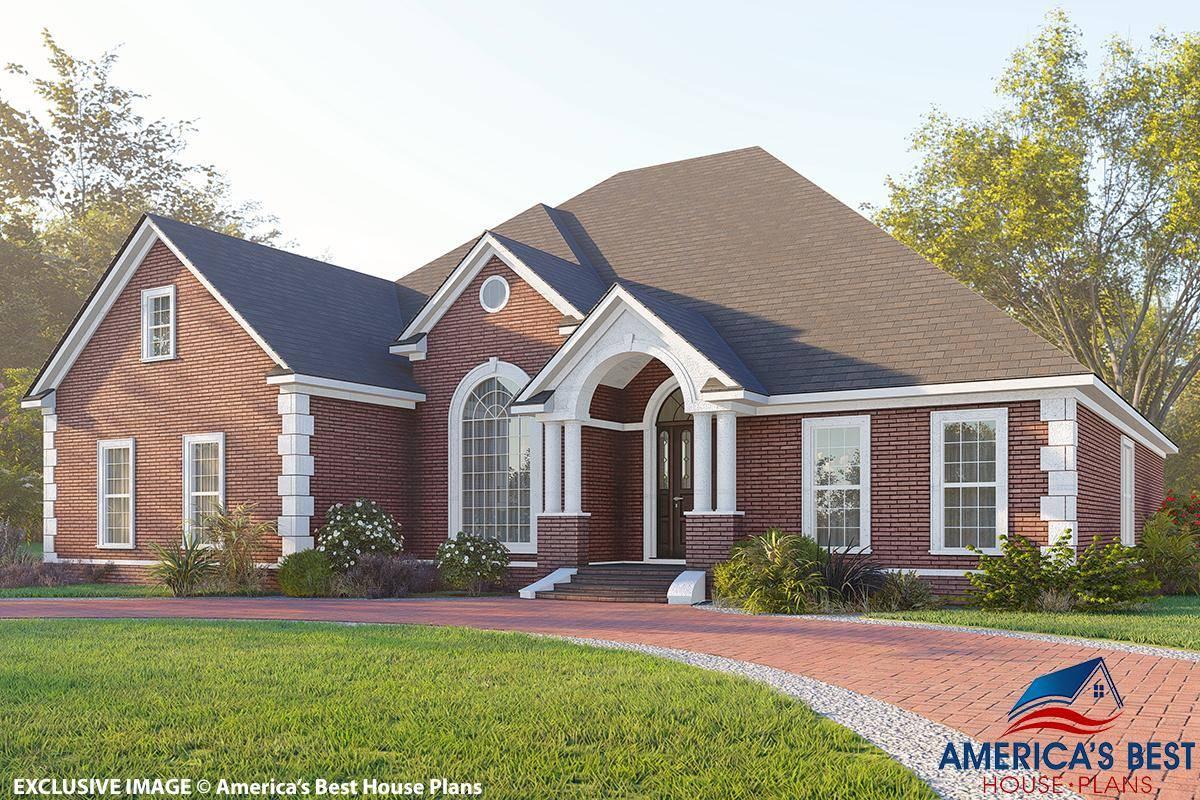 Southern House Plan 110-00573