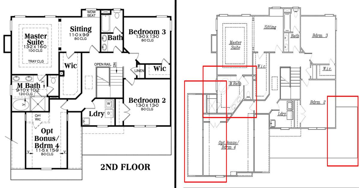 How To Modify The Almost Perfect House Plan America S Best House Plans Blog