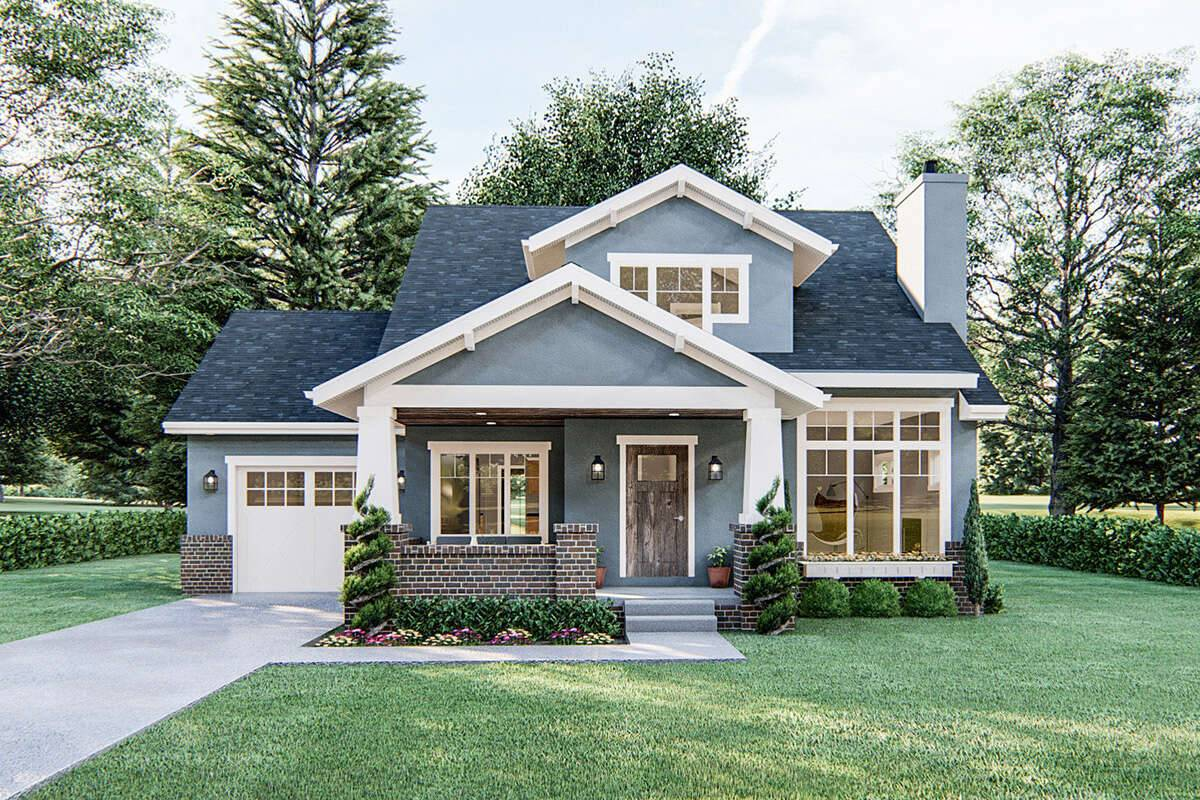 Bungalow & Cottage House Plans – Why choose this house style? | America's  Best House Plans Blog