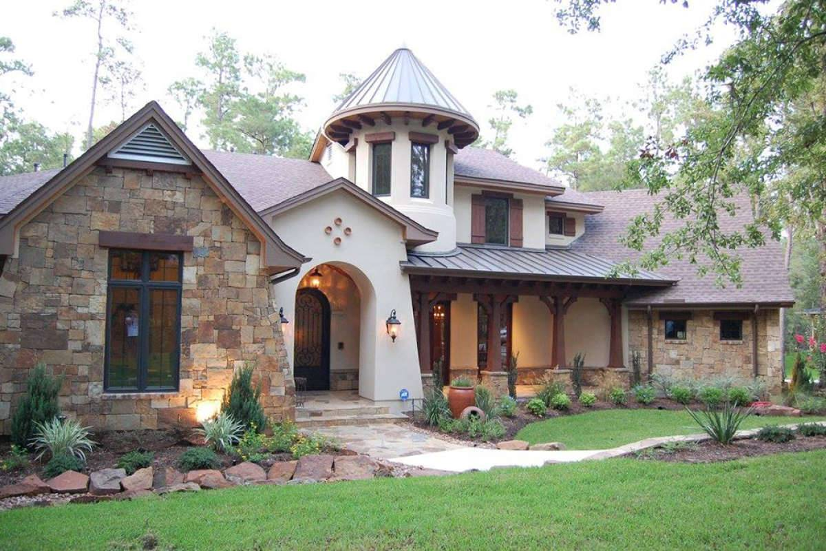 French Country House Plan 9401-00083