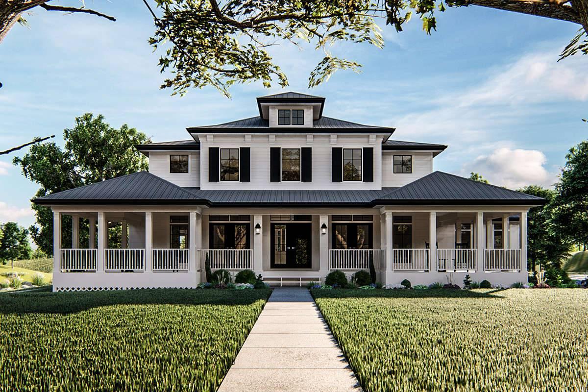 Southern House Plan 963-00372