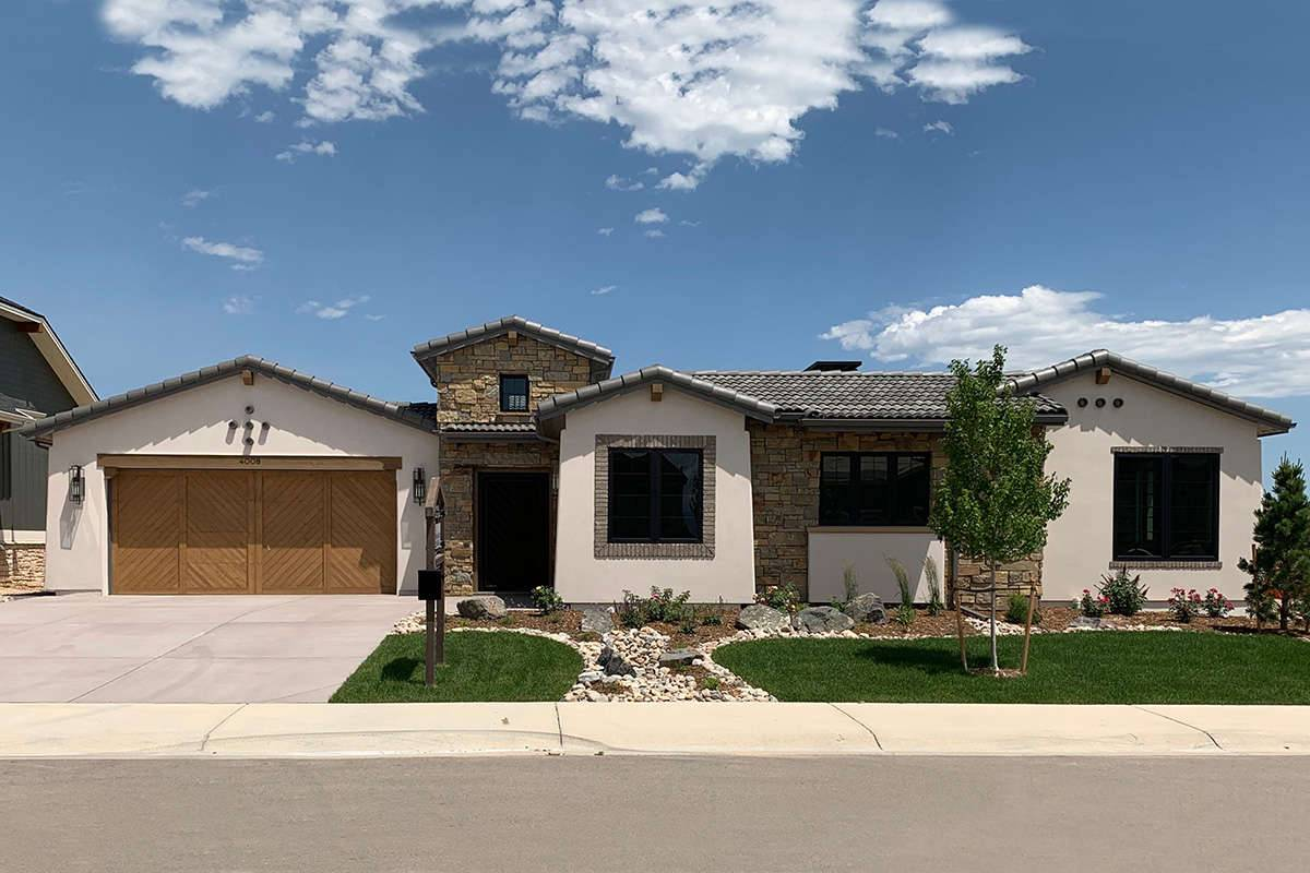 Southwest House Plan 425-00029
