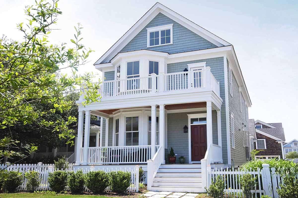 Bungalow House Plan 4351-00014