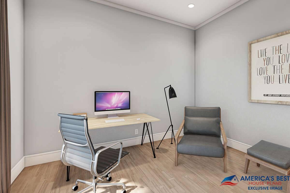 Modern Farmhouse 041-00230 Office