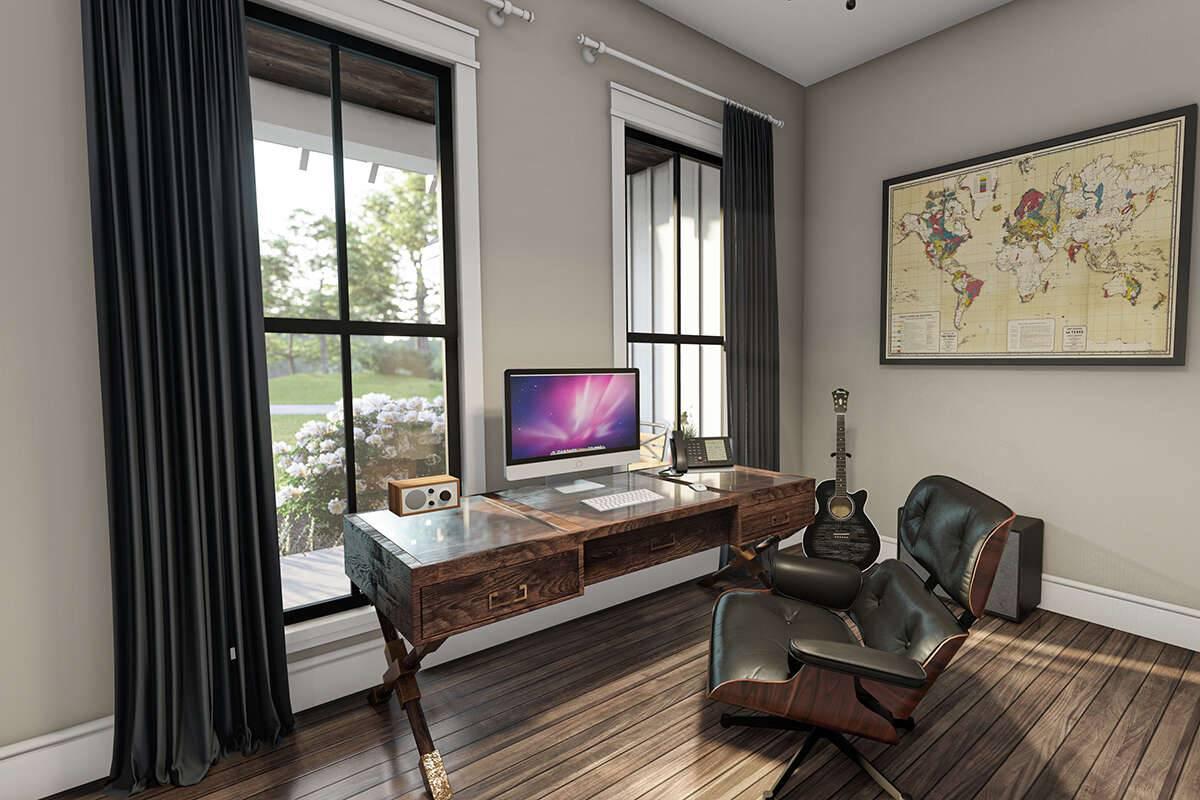 Modern Farmhouse 041-00243 Office