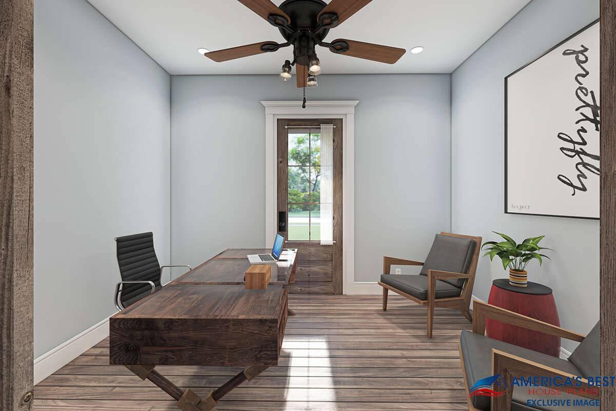 Modern Farmhouse 4534-00022 Office