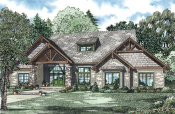 craftsman plan 3 580 square feet 4 bedrooms 3 5