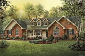 Cape cod plan 1 929 square feet 4 bedrooms 3 bathrooms for Modified cape cod house plans