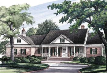 3 Bed, 3 Bath, 2394 Square Foot House Plan #7922-00091