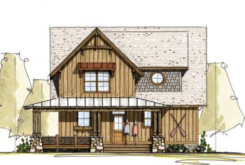 3 Bed, 2 Bath, 1630 Square Foot House Plan #8504-00027