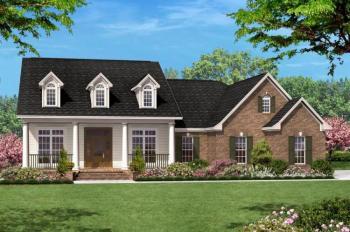 Narrow Charleston Style House Plans Popular House Plans