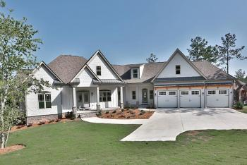 3 Bed, 3 Bath, 3061 Square Foot House Plan #6082-00006