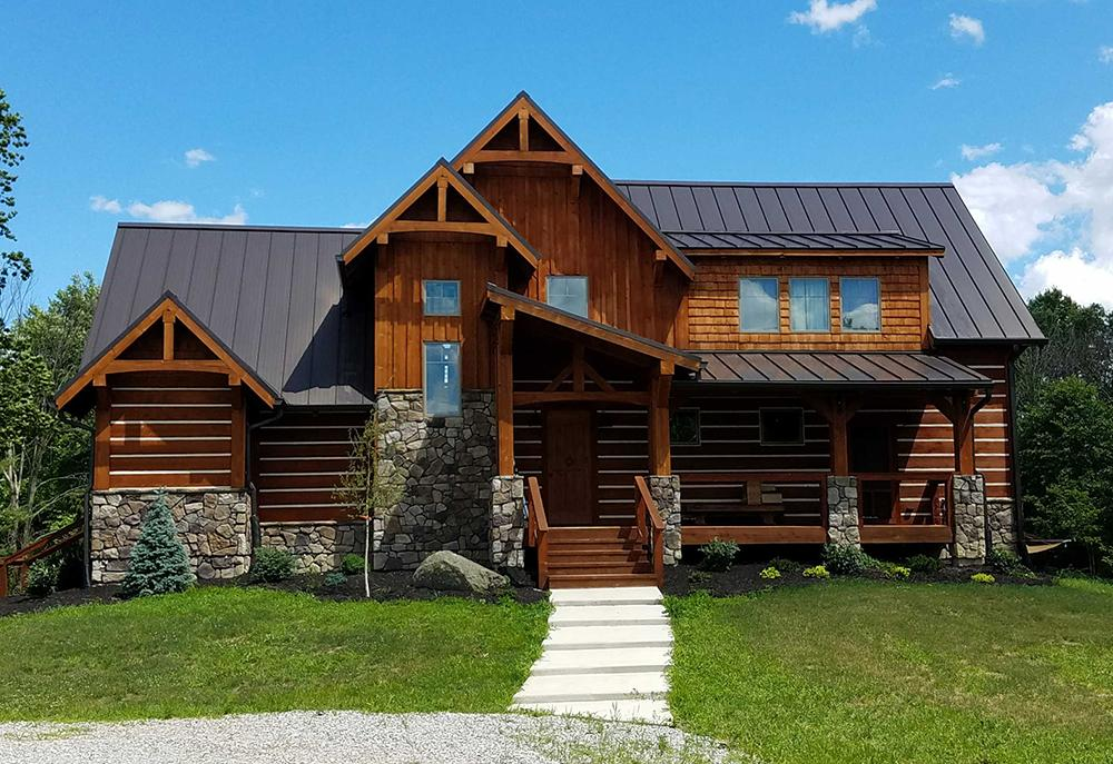Mountain rustic plan 2 379 square feet 3 bedrooms 2 5 for Www houseplans net
