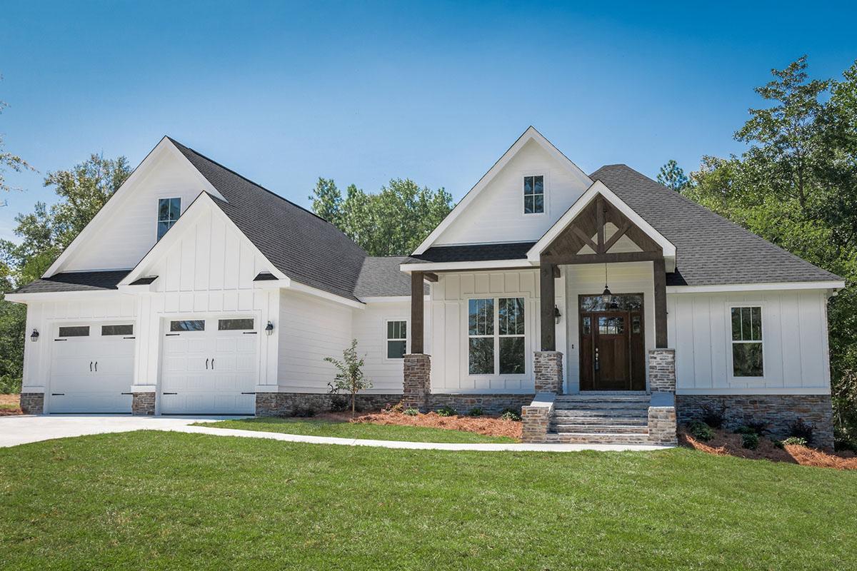 Craftsman House Plans   Popular Home Plan Designs
