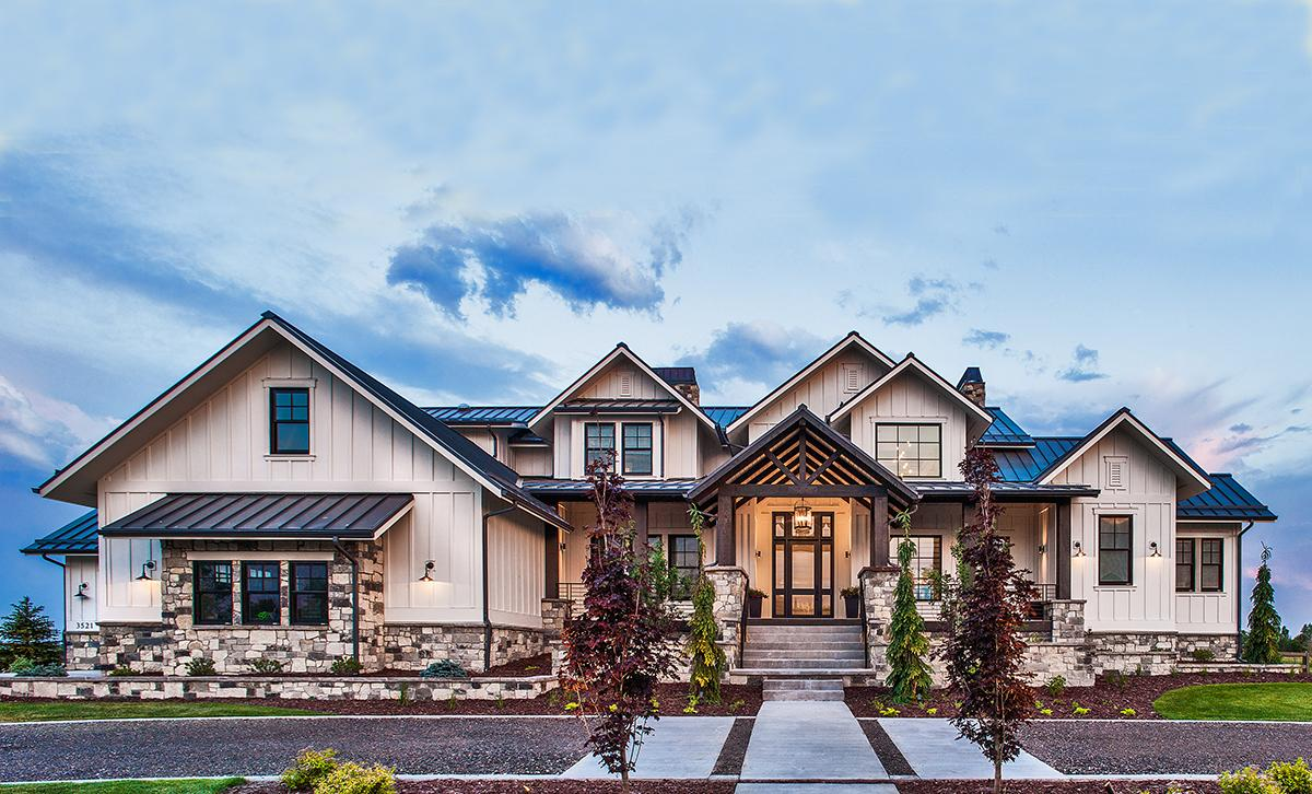 5 Bed, 4 Bath, 4784 Square Foot House Plan #5631-00061