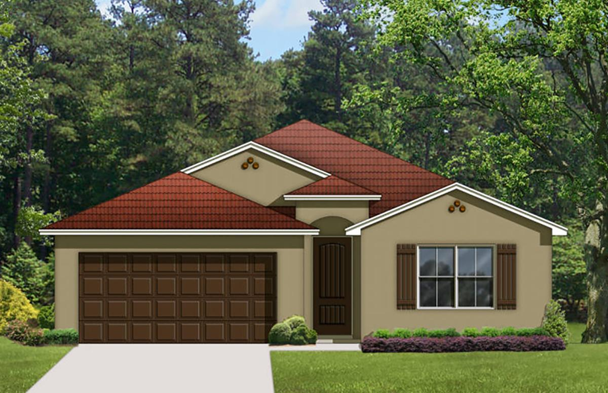 4 Bed, 2 Bath, 1908 Square Foot House Plan #3978-00094