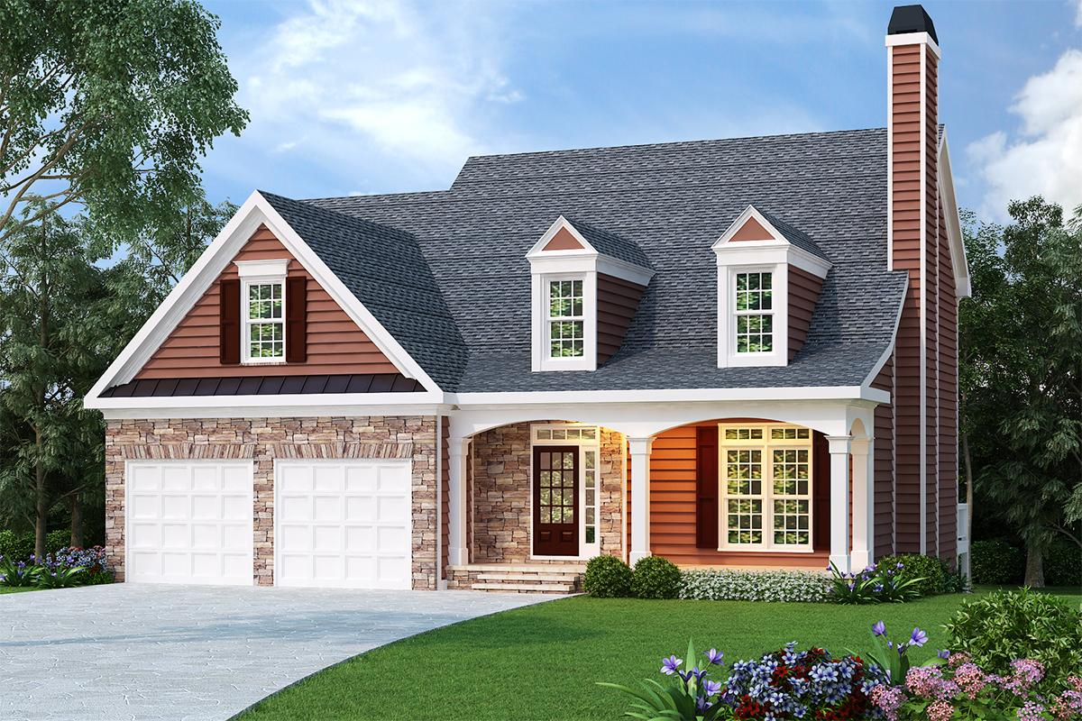 cape cod design cape cod plan 2 028 square feet 3 bedrooms 2 5 bathrooms 009 00034 5046