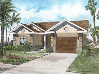 Ranch plan 1 382 square feet 3 bedrooms 2 bathrooms for Www houseplans net