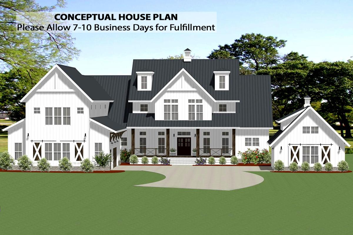 5000 Square Feet House Plans | Luxury Floor Plan Collection