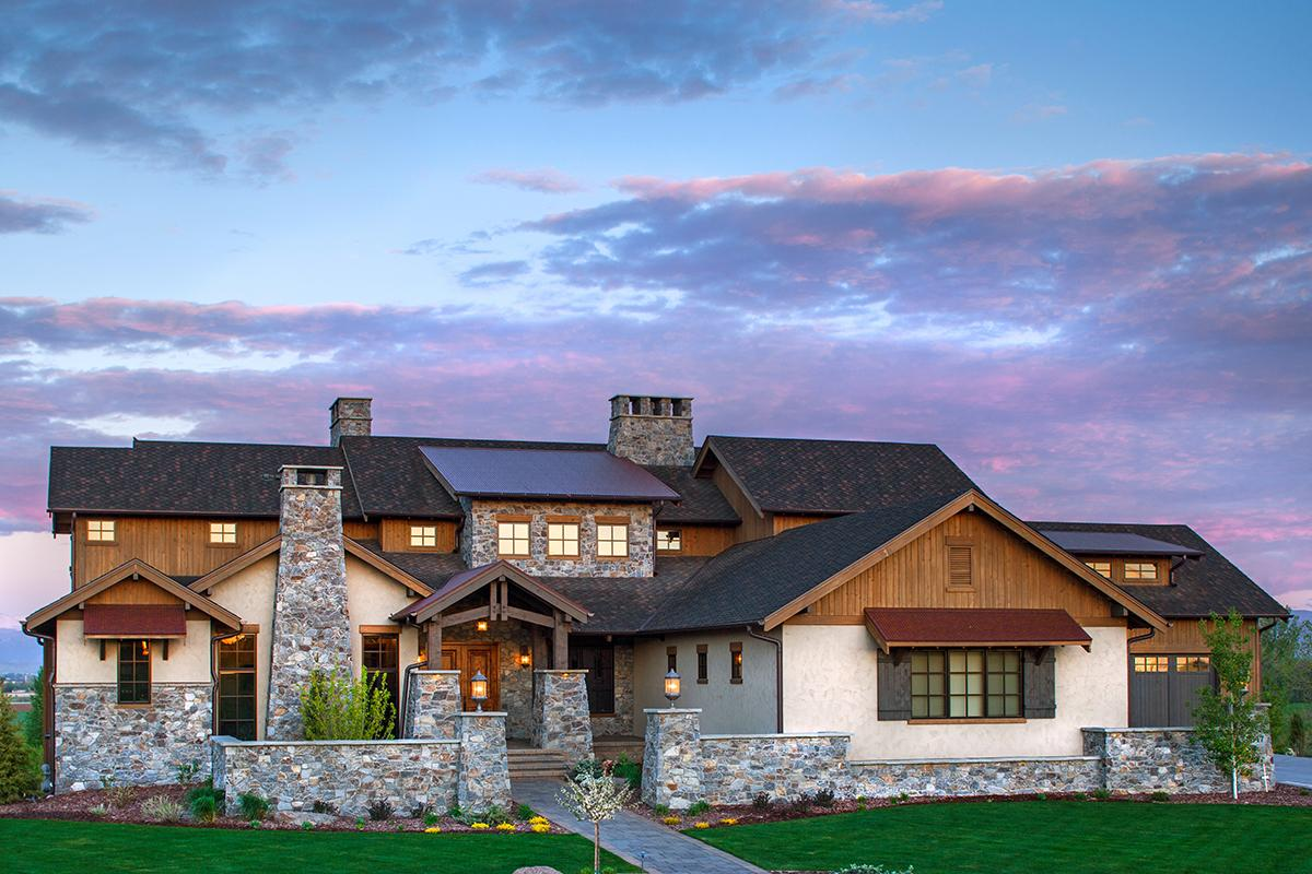 4 Bed, 5 Bath, 5002 Square Foot House Plan #5631-00123