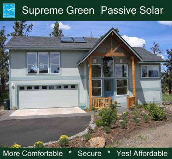 Passive solar house plans with basement