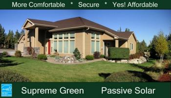 Passive solar plan 2 081 square feet 3 bedrooms 2 5 for Passive solar ranch house plans