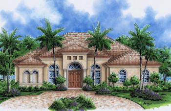 3 Bed, 3 Bath, 2511 Square Foot House Plan #575-00069