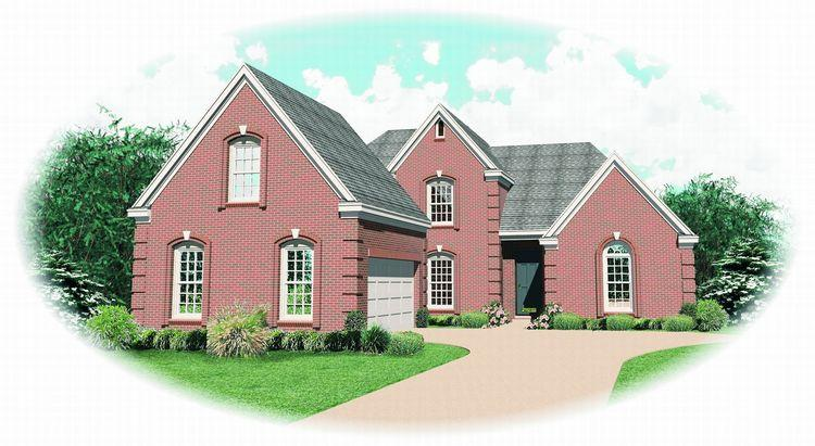 blueprints for house country plan 2 800 square 4 bedrooms 2 5 10774
