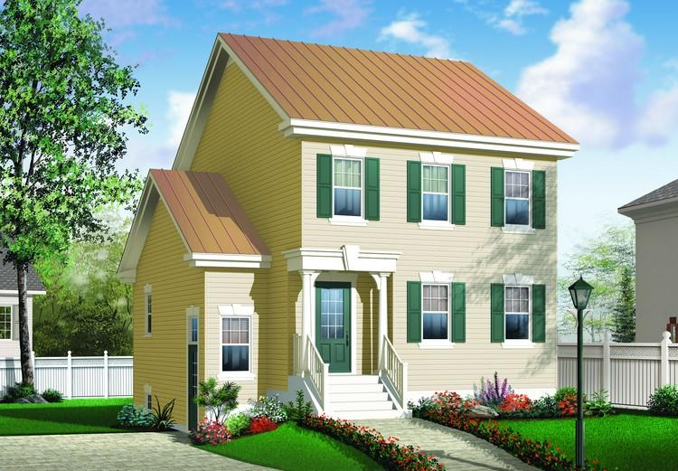 bungalow plan 1 400 square feet 3 bedrooms 2 bathrooms 13255 | full 13255