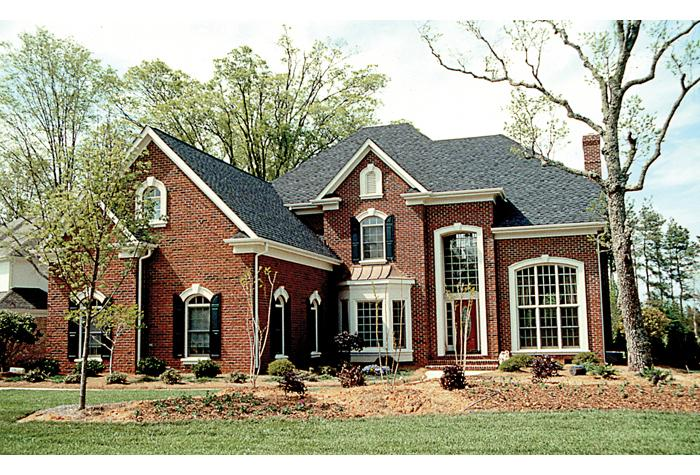 Early American Plan 4 012 Square Feet 4 Bedrooms 4 5