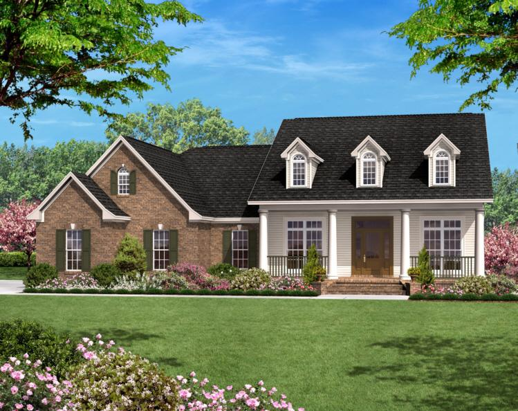 Ranch plan 1 700 square feet 3 bedrooms 2 5 bathrooms for Ranch house plans 1700 square feet